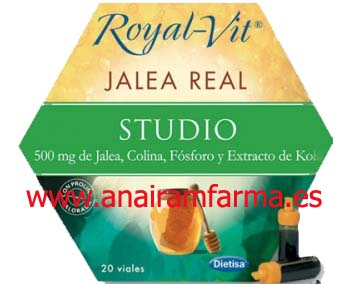 Royal-Vit Studio 20 viales