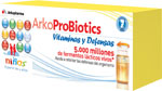 Arkoprobiotics Vitaminas Y Defensas Niños 7 Viales