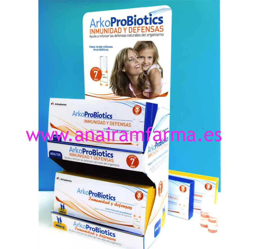 ArkoProbiotics Defensas Niños