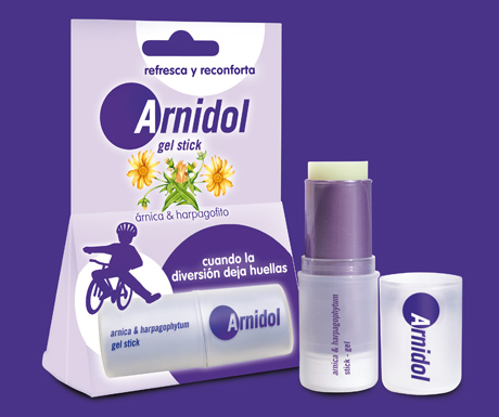 Arnidol Gel Stick 15ml Diafarm