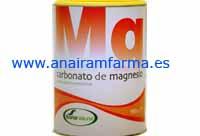 Carbonato Magnesio 150grs Soria Natural