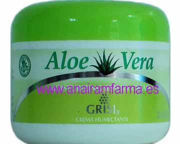 Crema Aloe Vera 110grs GRISI