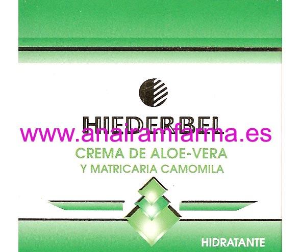 Crema Aloe Vera 50ml Hiederbel