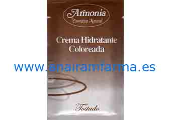 Crema Hidratante Coloreada 10grs Armonía