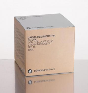 Crema Regenerativa Oro Botánica Nutrients