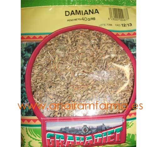 Damiana 40Grs Granadiet