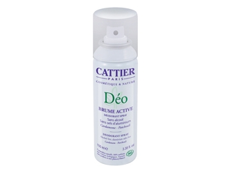 Desodorante Brume 100ml Bio Cattier