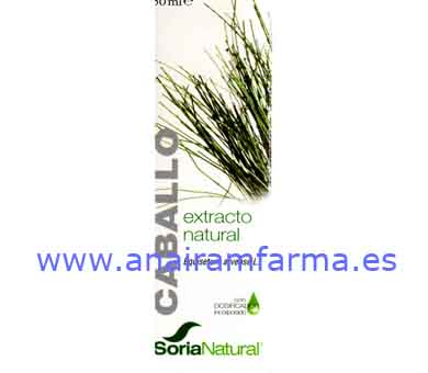 Extracto Cola De Caballo 50ml Soria Natural