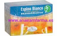 Espino Blanco 20 Filtros Soria Natural