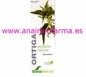 Extracto Ortiga 50ml Soria Natural