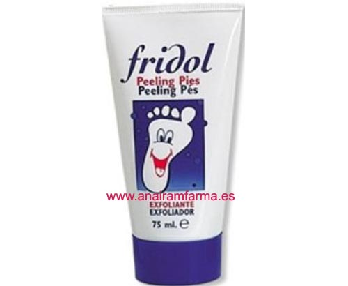 Fridol Peeling Pies 75ml