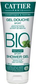 Gel Ducha Sport 200ml Cattier