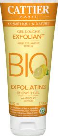 Gel Ducha Exfoliante 200ml Cattier