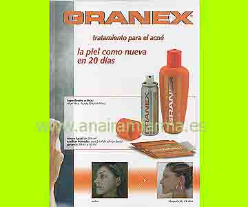 Granex Tónico Facial 200 ml.