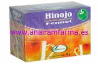 Hinojo 20 Filtros Soria Natural