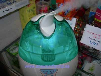 Humidificador Ultrasónico Intersan