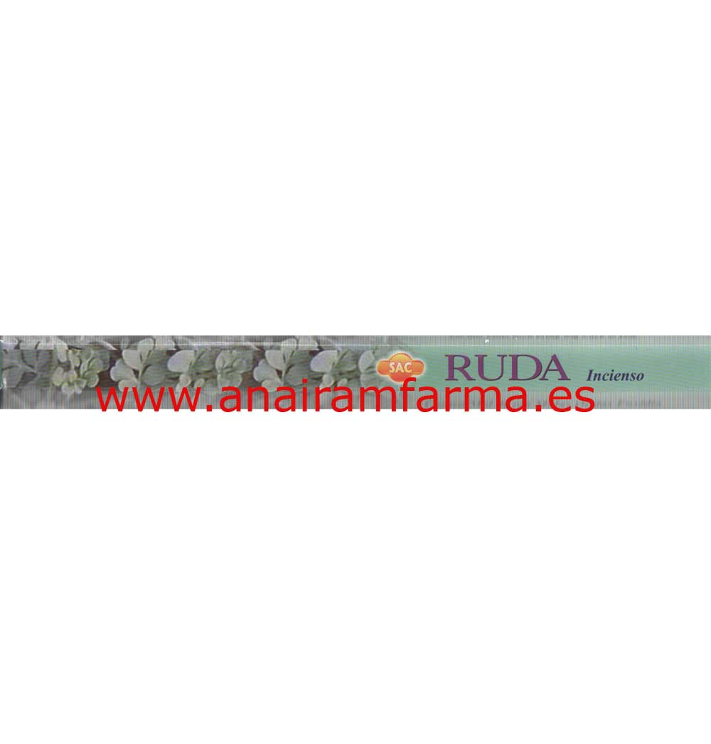Incienso Ruda (20 Sticks) SAC