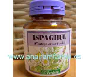 Ispaghul (Plantago) 100Cáps. Verdalia