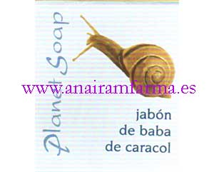 Jabón Baba Caracol 100grs Planet Soap