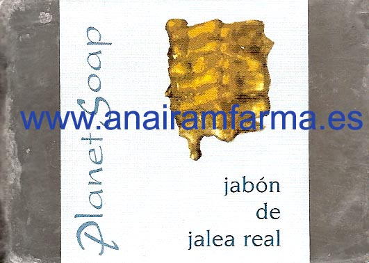 Jabón Jalea Real 100gr Planet Soap