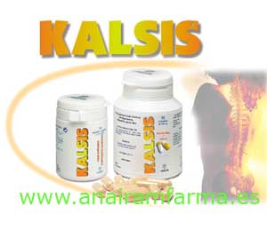 Kalsis 90 cápsulas Catalysis