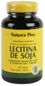 Lecitina Soja 1200mg Nature's Plus