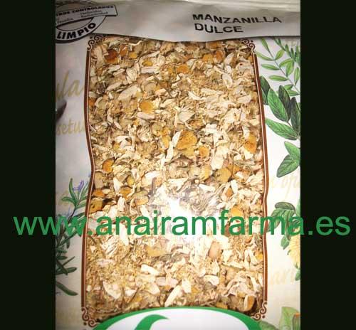 Manzanilla Dulce 30Grs. Soria Natural
