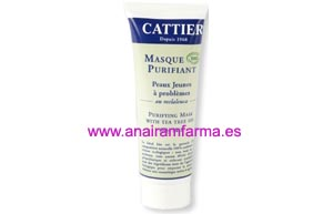 Mascarilla Purificante Cattier