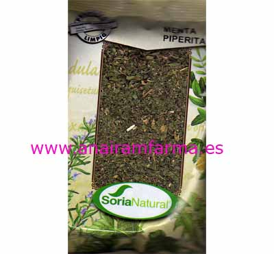 Menta Piperita 30grs. Soria Natural