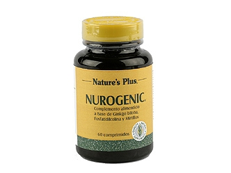 NUROGENIC 60 Comp. Nature's Plus