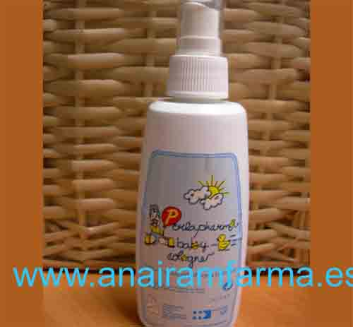 Perlapharm Colonia Infantil Spray 150 ml