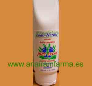 Podo-Herbal Crema Pies Secos 100ml Hiederbel