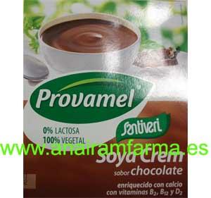 Provamel Soya Crem Chocolate (Pack De 4)
