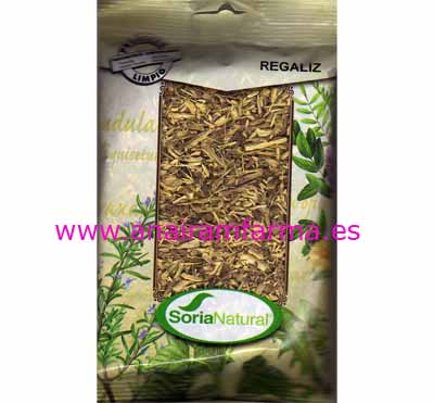 Regaliz Planta 60grs Soria Natural
