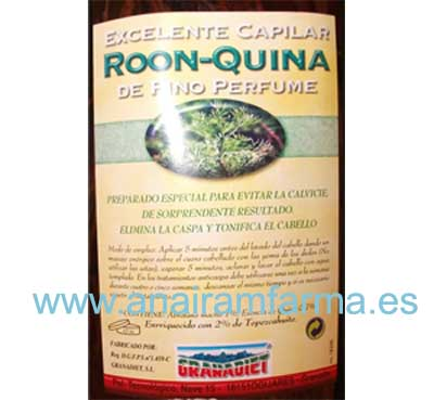 Roon-Quina 250ml Granadiet
