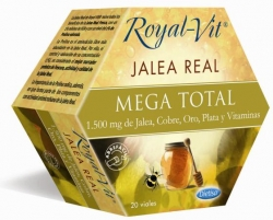 Royal-Vit Mega Total 20 Viales Dietisa