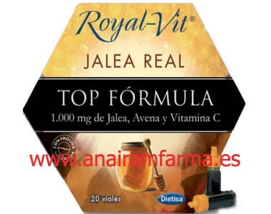 Royal-Vit Top Fórmula 20 viales