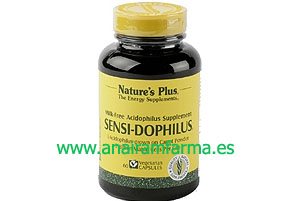 Sensi-Dophilus 60caps Nature's Plus