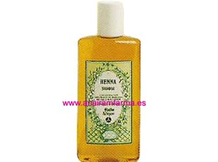 Champú  Henna Cabello Normal 250ml Radhe Shyam