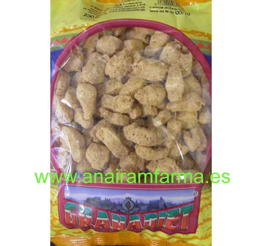 Proteína Soja Gruesa 250 Grs. Granadiet