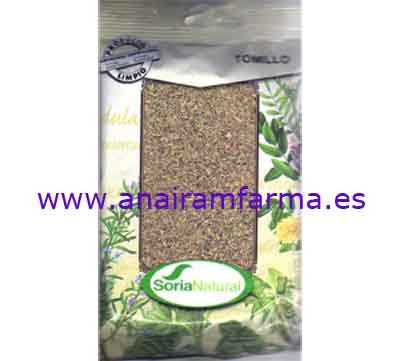 Tomillo 50grs Soria Natural