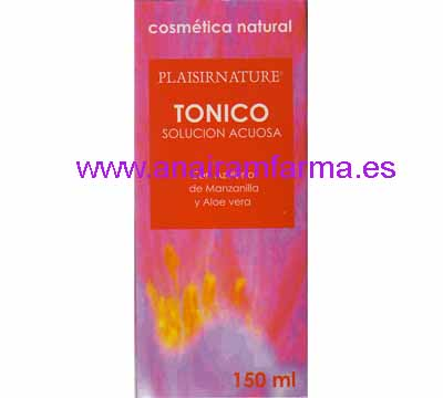 Tónico 150ml Plaisirnature