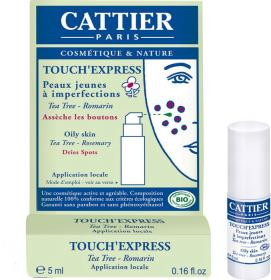 Touch Express Con Tea Tree Cattier