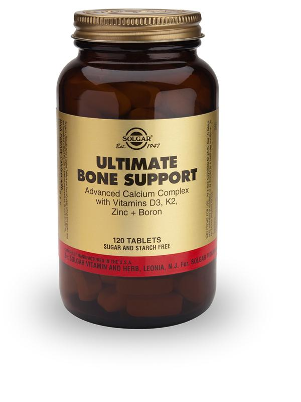 Ultimate Bone Support 120 Comprimidos SOLGAR