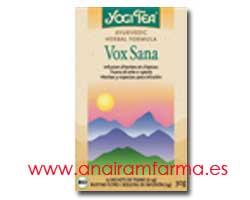 Yogi Tea Vox Sana 15 Filtros